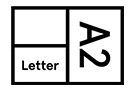 A2 Letter